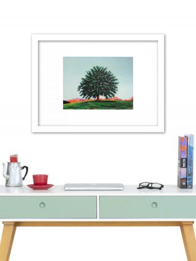 Quercus Rubra 50x70 Carlo Busellato 01